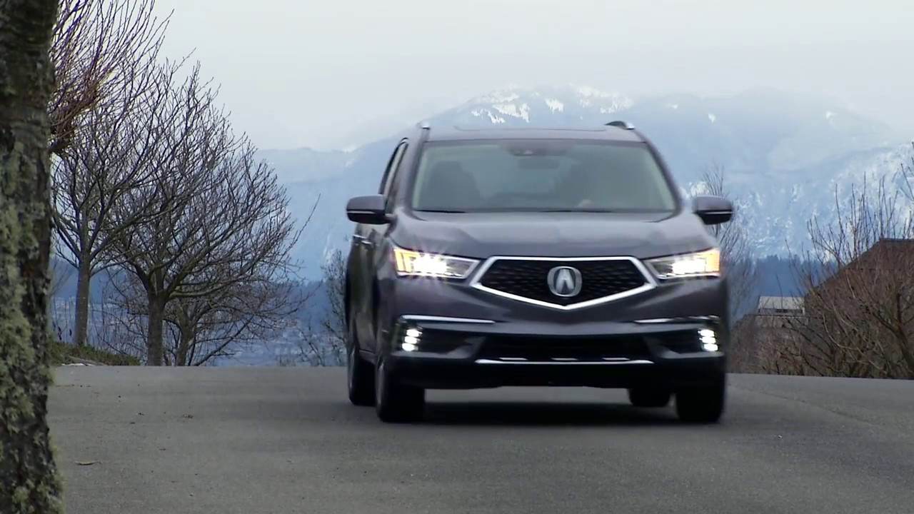 Acura MDX Review And Price NoorCarscom - 2018 acura mdx price