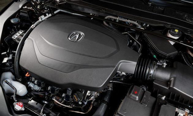 2018 Acura NSX engine 2