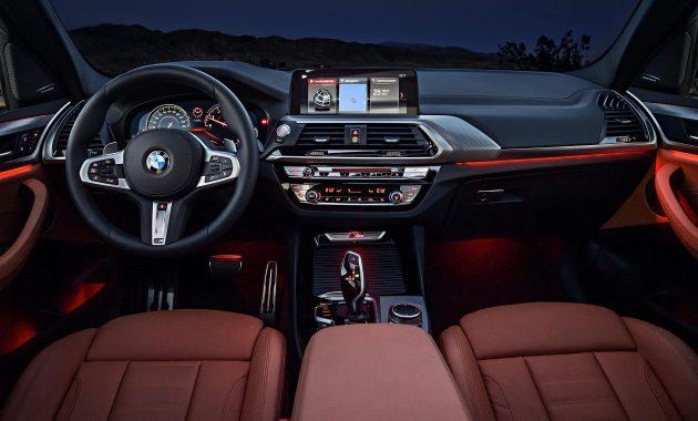 2018 BMW 3 Series technology