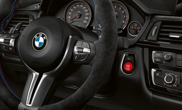 2018 BMW M3 technology