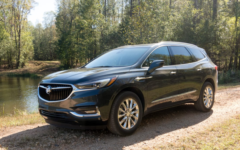 buick review enclave concept price car and exterior interior the release best date