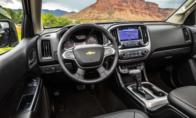 2018 Chevrolet Colorado technology