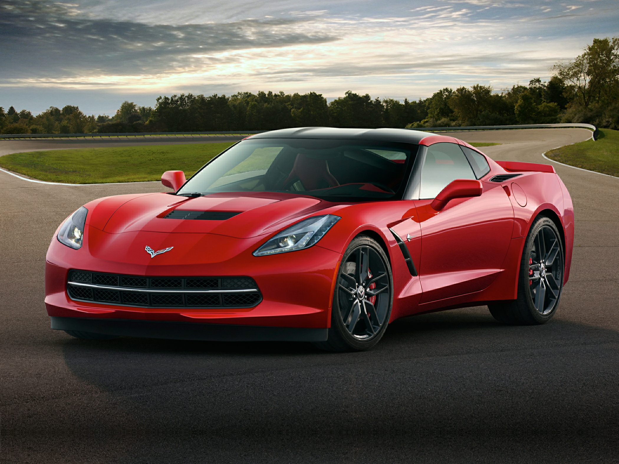 2018 Chevrolet Corvette Stingray price