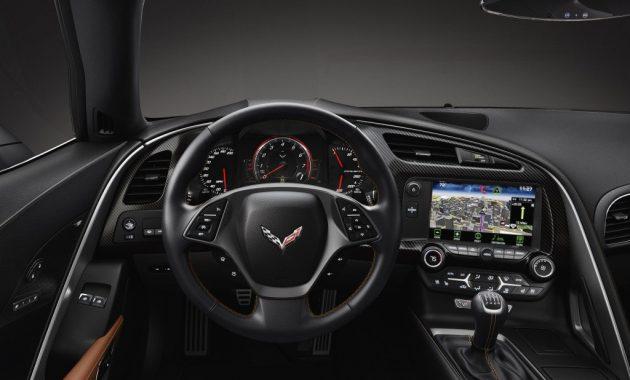 2018 Chevrolet Corvette Stingray technology