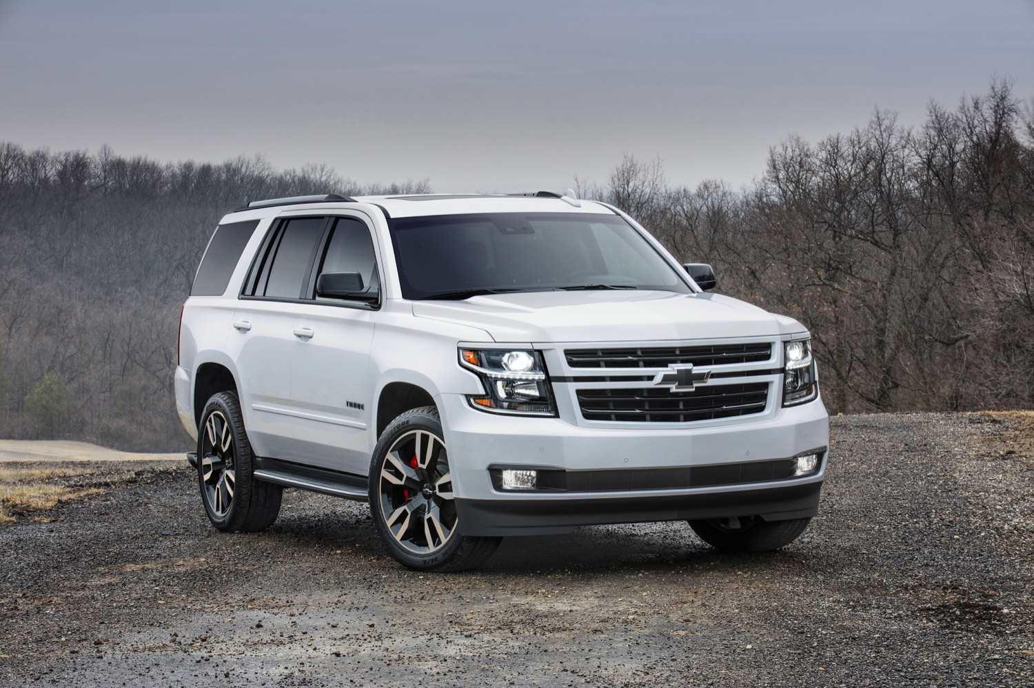 2018 Chevrolet Tahoe price