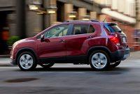 2018 Chevrolet Trax price