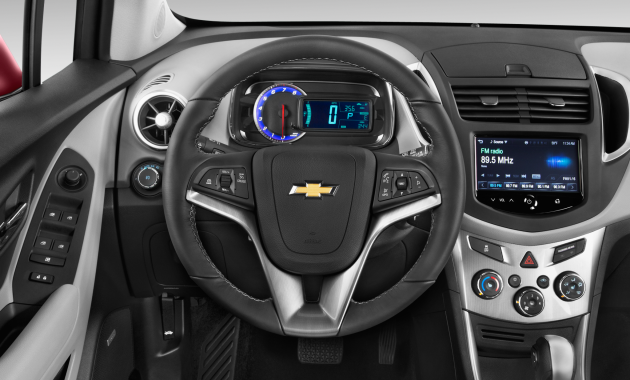 2018 Chevrolet Trax technology