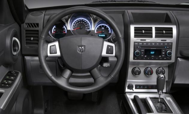 2018 Dodge Nitro Exterior