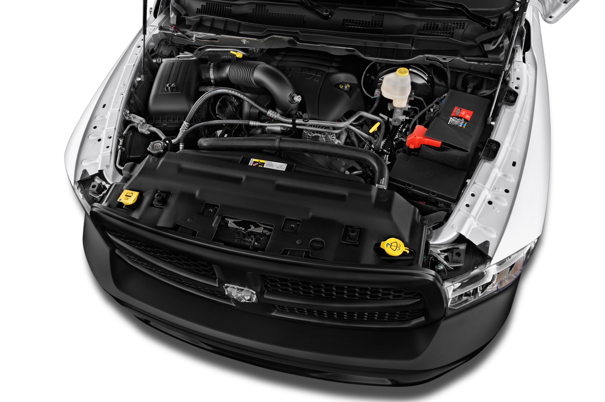 2018 Dodge Ram 1500 engine