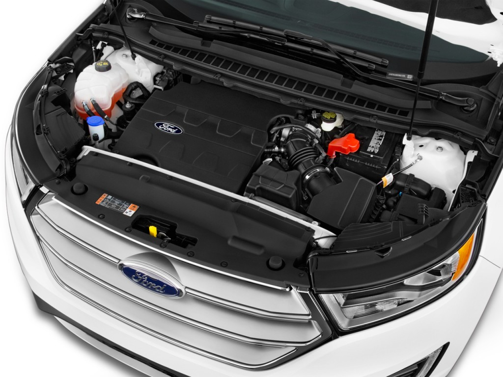 2018 Ford Edge engine