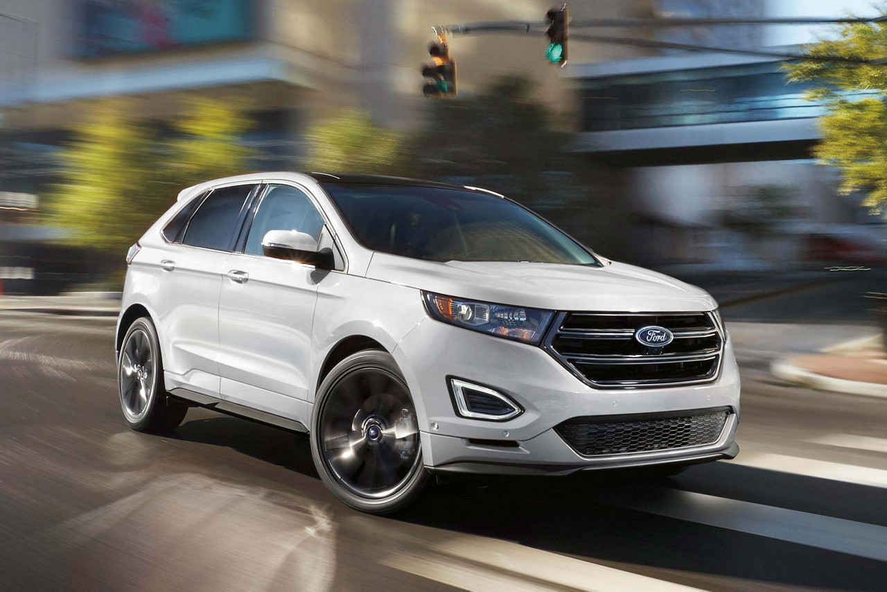 Ford Edge Exterior Colors