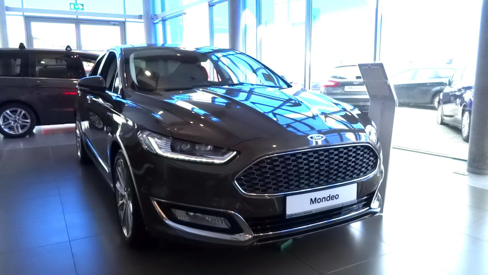 2018 Ford Mondeo Vignale Review