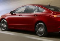 2018 Ford Mondeo Vignale Redesign