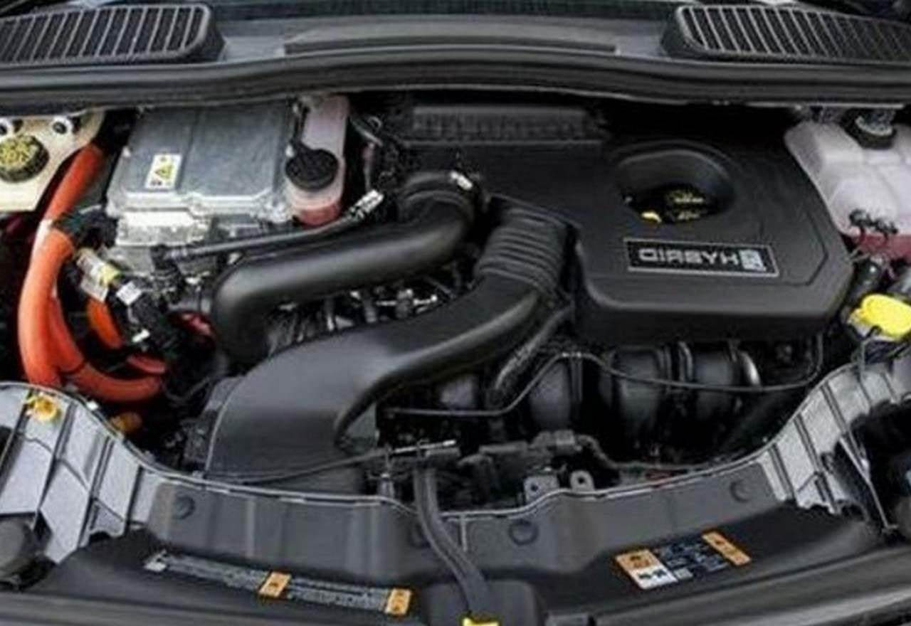 2018 Ford S-MAX engine