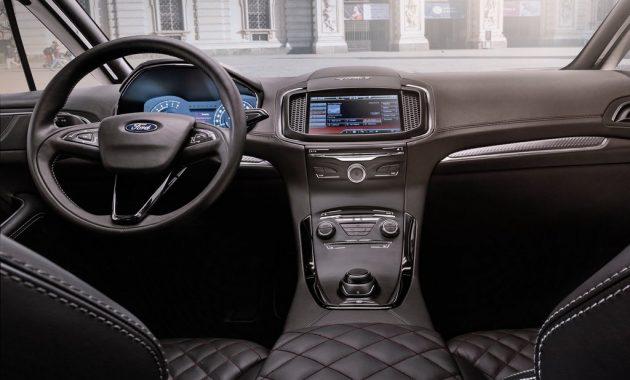 2018 Ford S-MAX interior