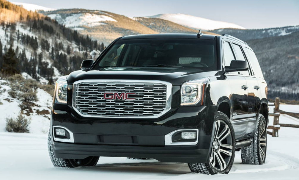 2018 GMC Denali Review