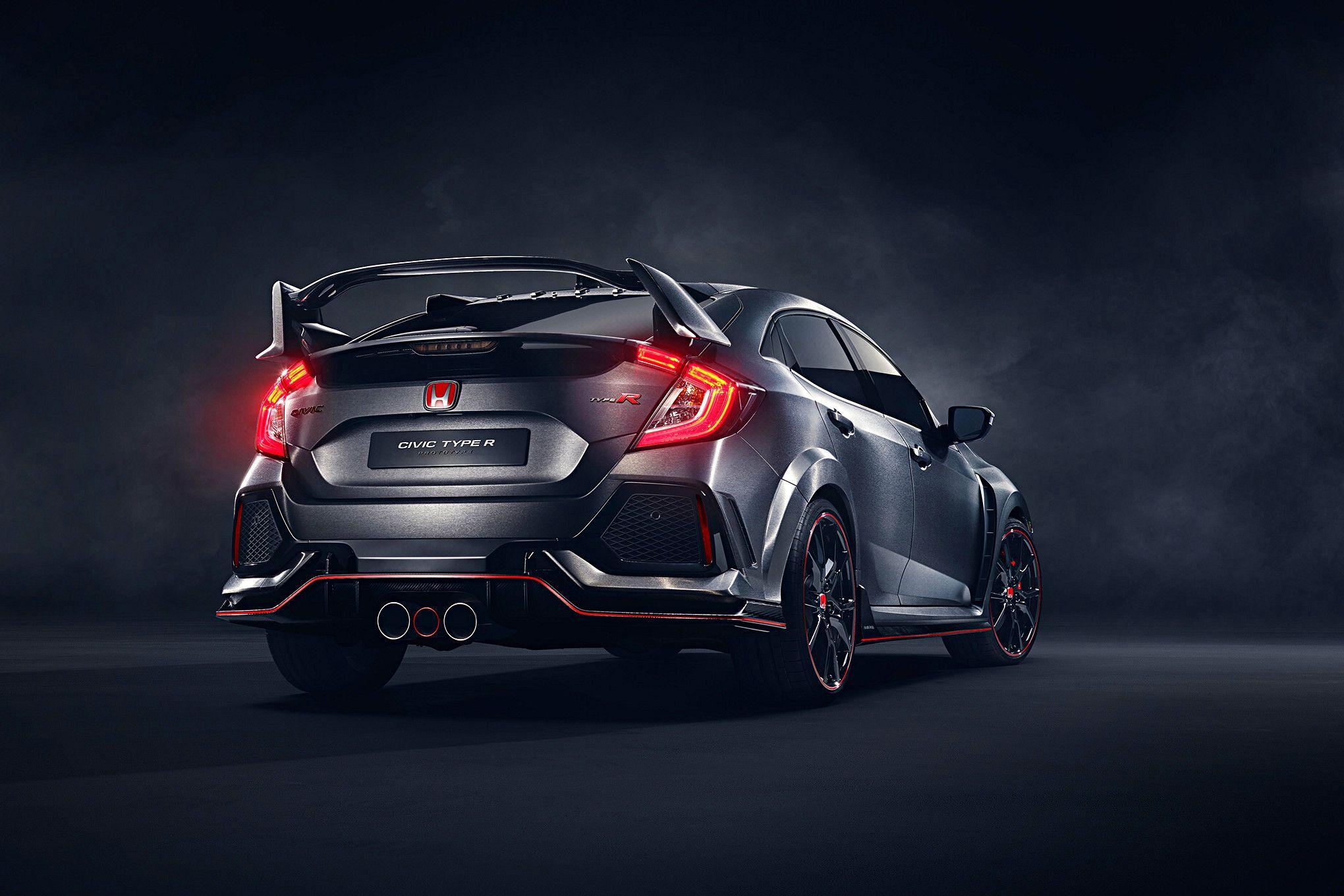 2018 Honda Civic Type R Interior And Engine Noorcars Com
