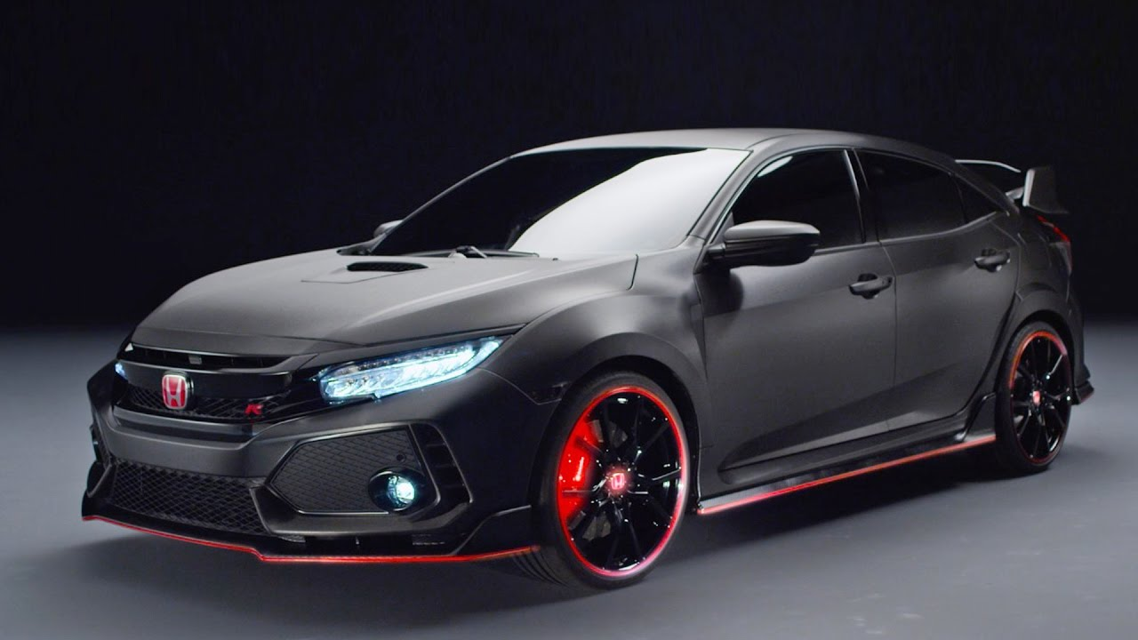 2018 honda civic type r interior and engine. Black Bedroom Furniture Sets. Home Design Ideas