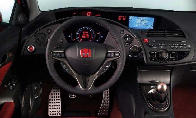 2018 Honda Civic Type-R technology