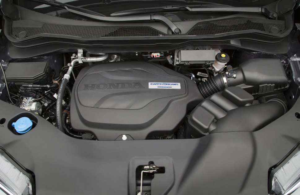 2018 Honda Pilot Engine