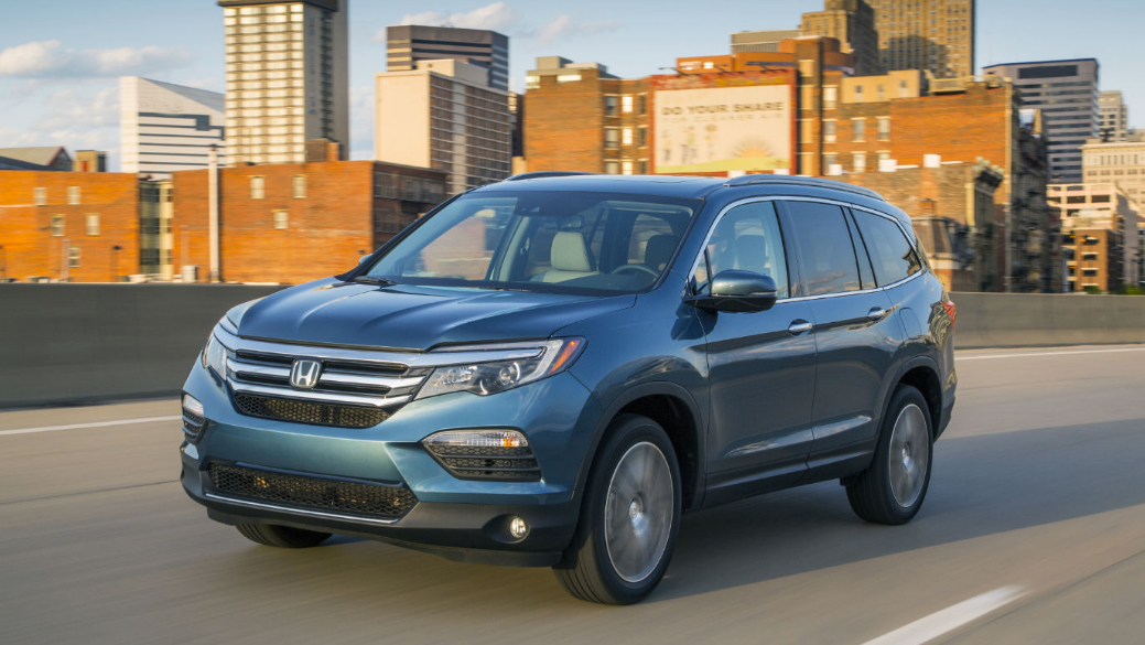 2018 Honda Pilot Review