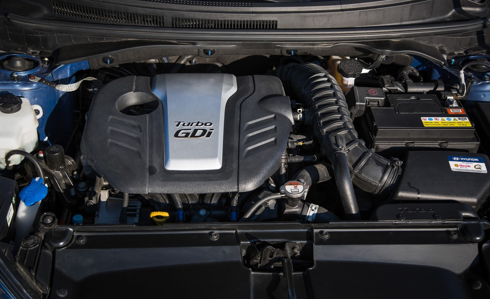 2018 Hyundai i20 engine