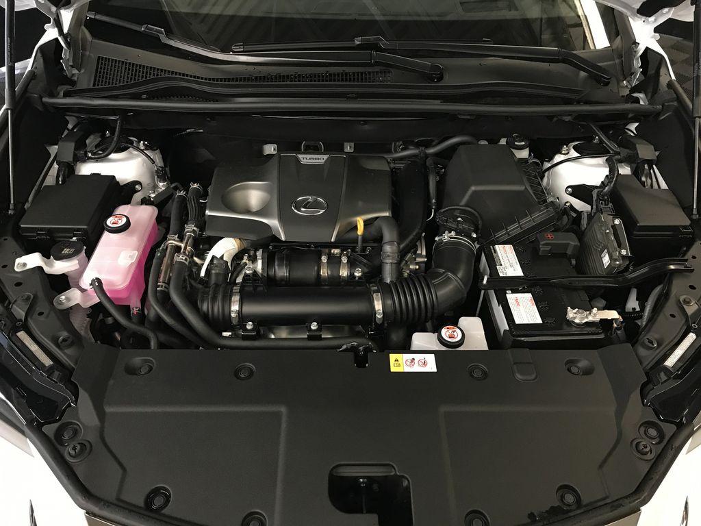 2018 Lexus NX engine