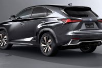 2018 Lexus NX exterior