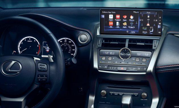 2018 Lexus NX technology