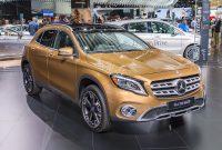 2018 Mercedes-Benz GLA-Class exterior