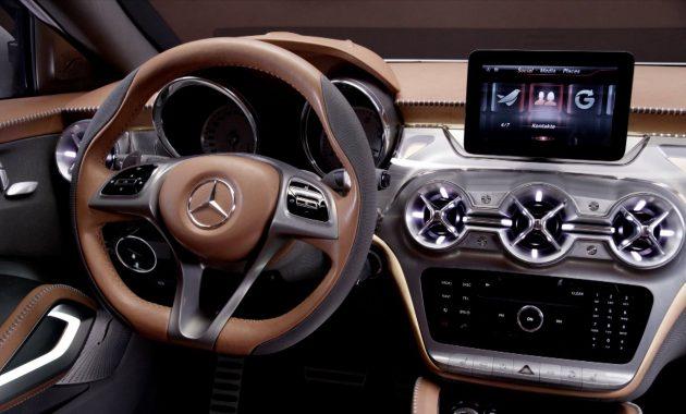 2018 Mercedes-Benz GLA-Class technology