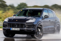 2018 Porsche Cayenne Price