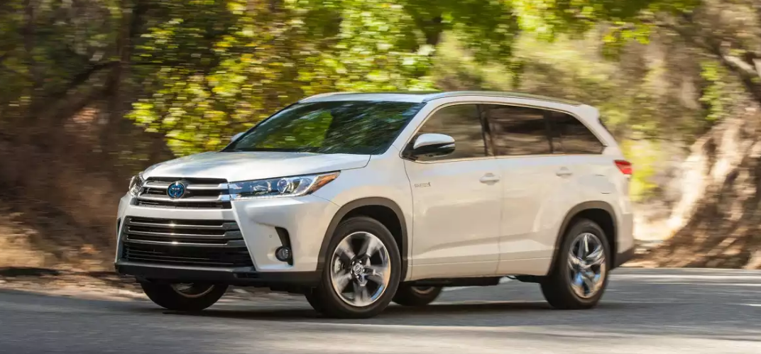 2018 toyota highlander specifications price and release date. Black Bedroom Furniture Sets. Home Design Ideas