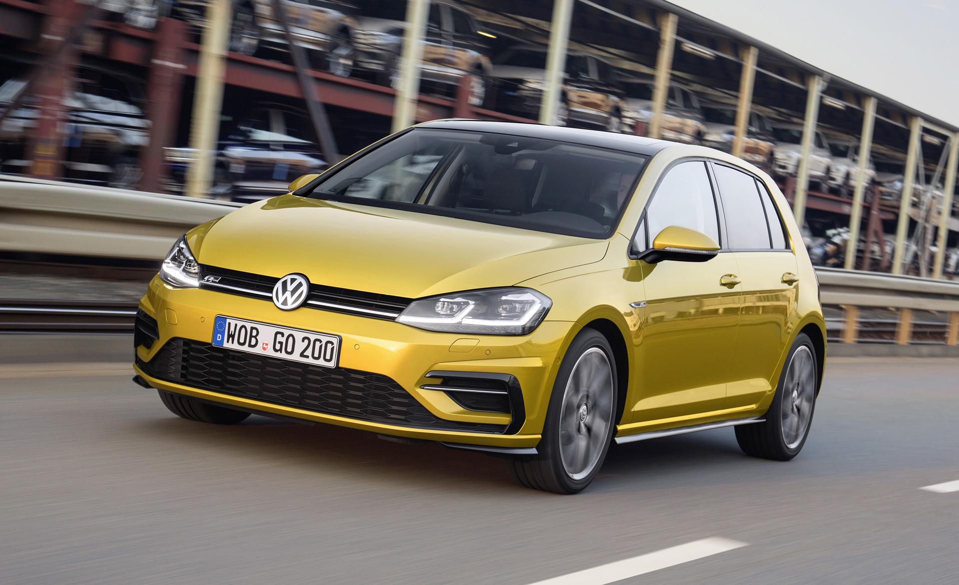 2018 Volkswagen Golf price