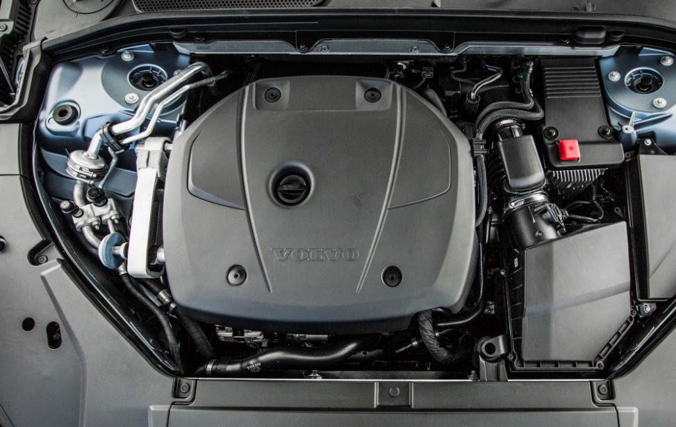 2018 Volvo S90 Engine