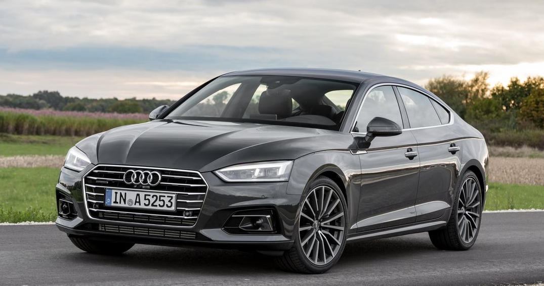 2018 audi a5 sportback review and price. Black Bedroom Furniture Sets. Home Design Ideas