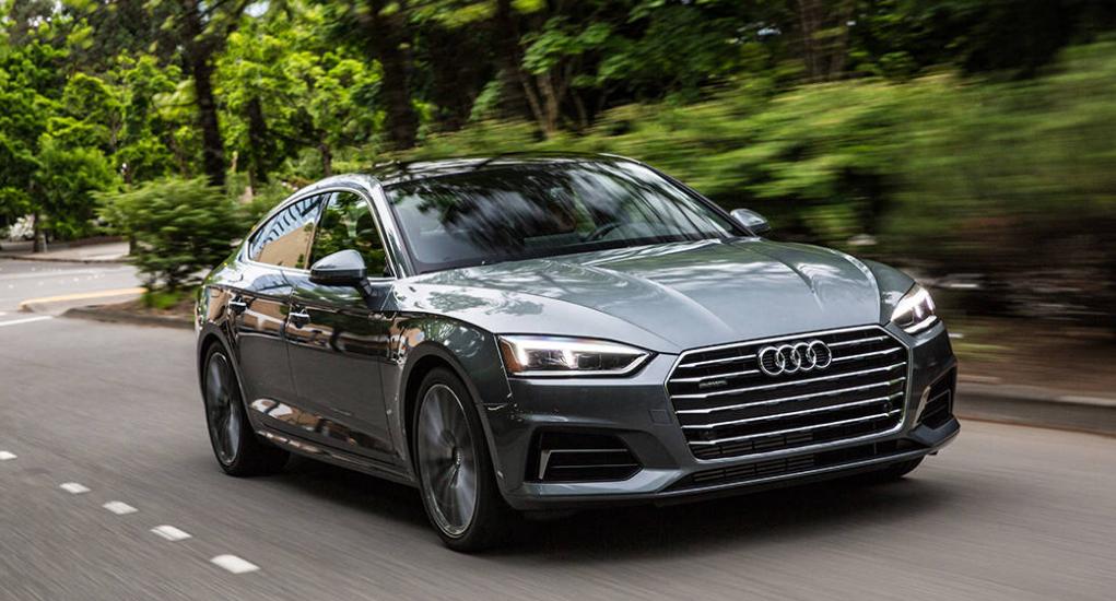 2018 Audi A5 Sportback Review