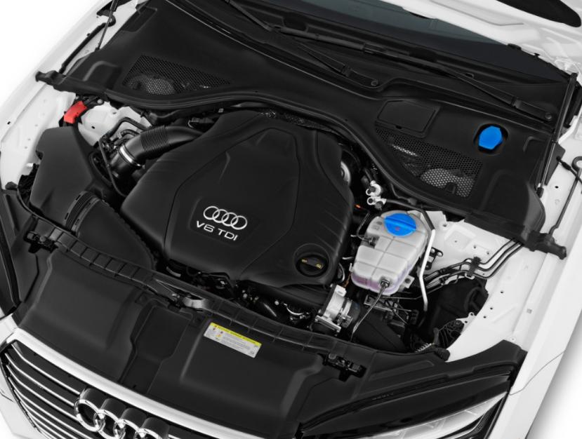 2018 Audi A7 Engine