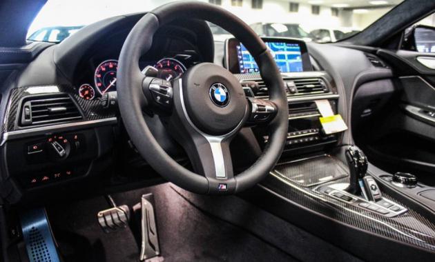 2018 BMW 650i Exterior