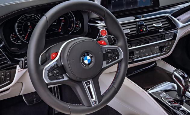 2018 BMW 650i Interior