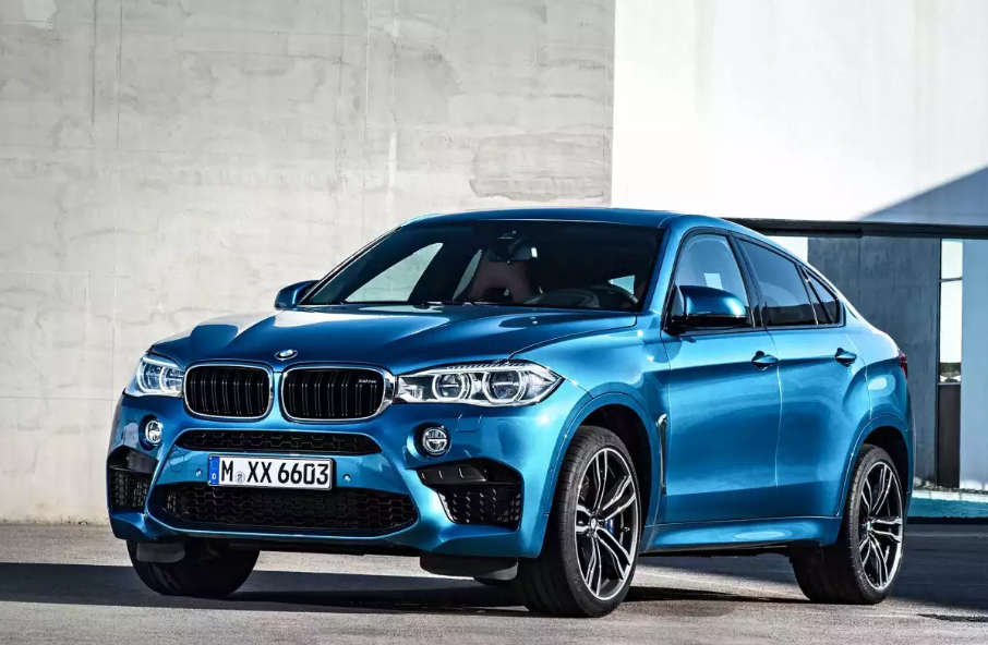 2018 BMW X6 M Review