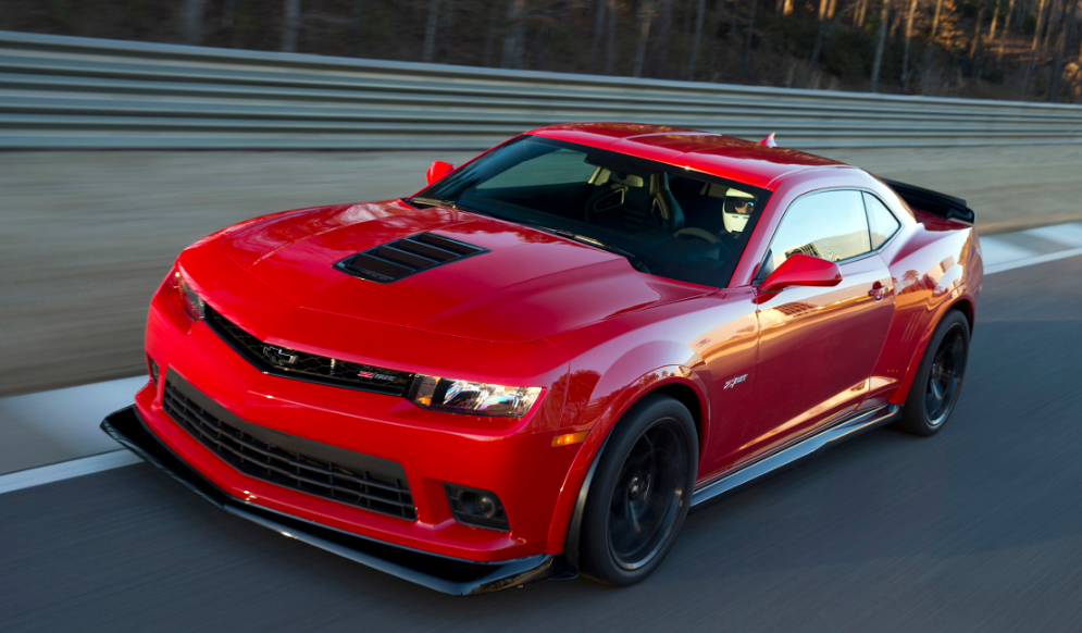 2018 Chevrolet Camaro Z28 Features Specifications And Review