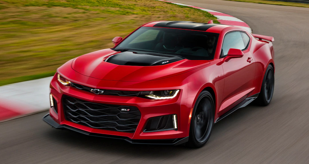2018 Chevrolet Camaro Z28 Review