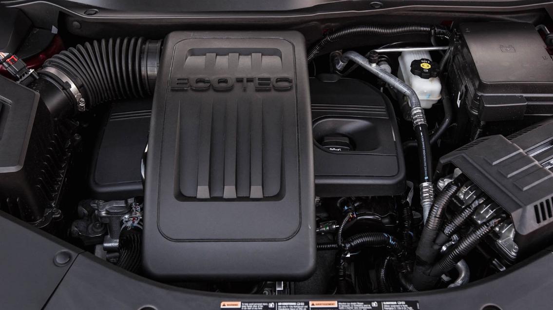 2018 Chevrolet Equinox Engine