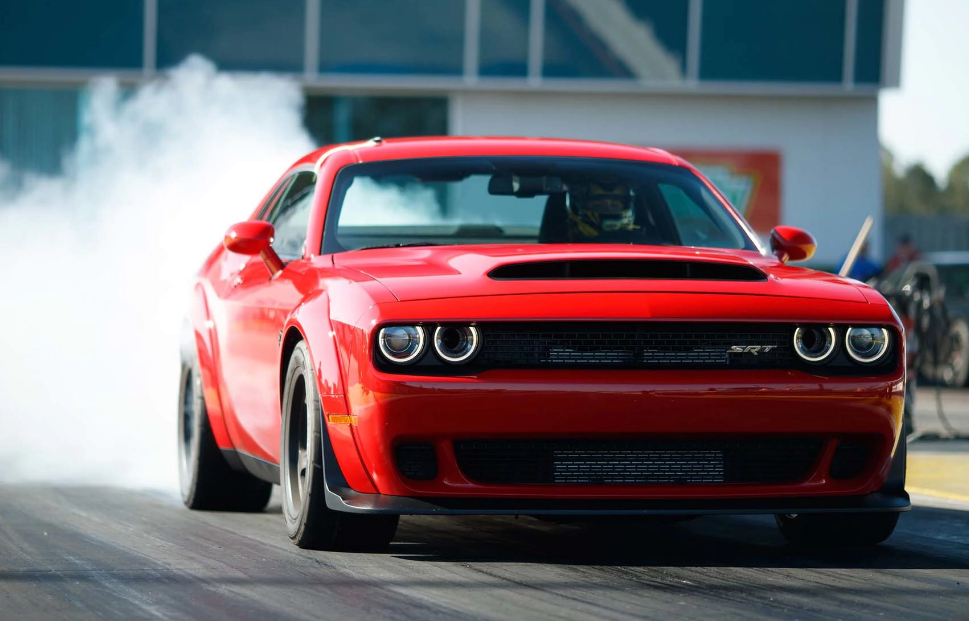 2018 Dodge Challenger Review