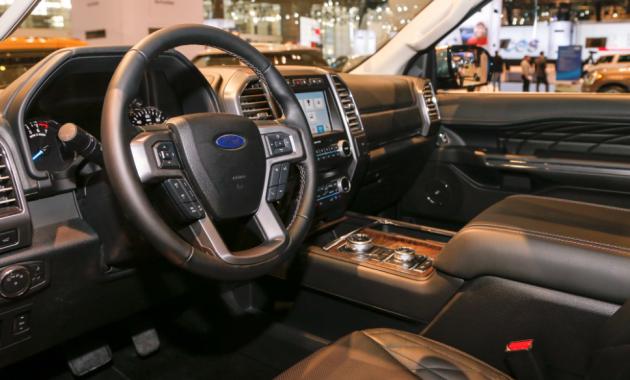 2018 Ford Wrangler Interior