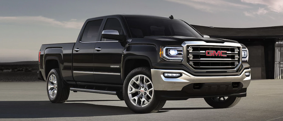 2018 GMC Sierra Review