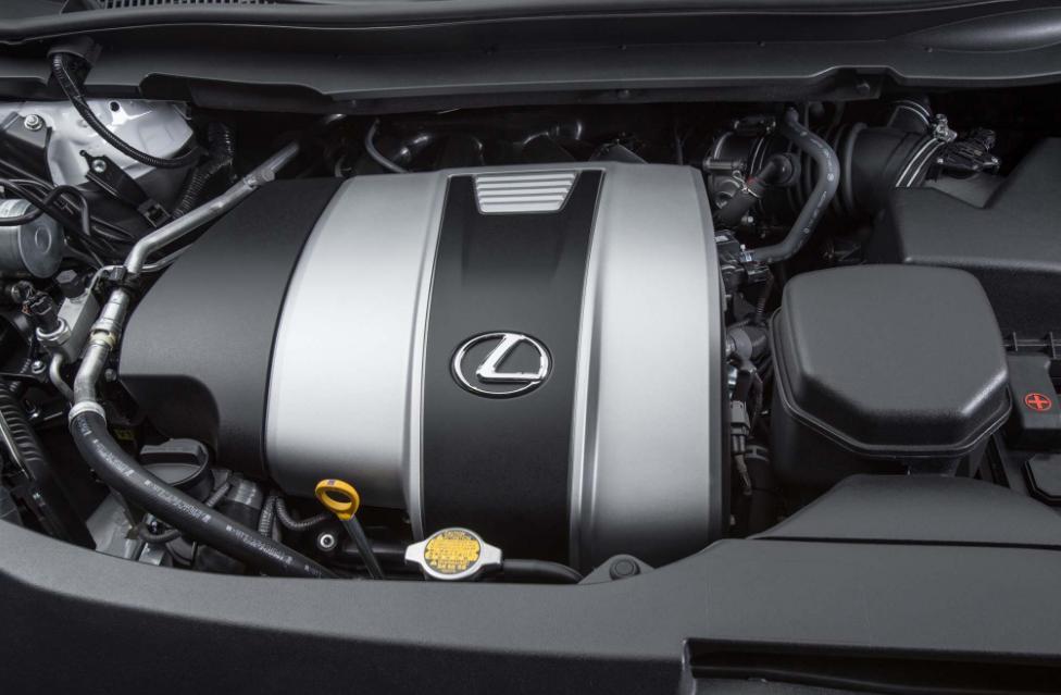2018 Lexus RX 350 Engine