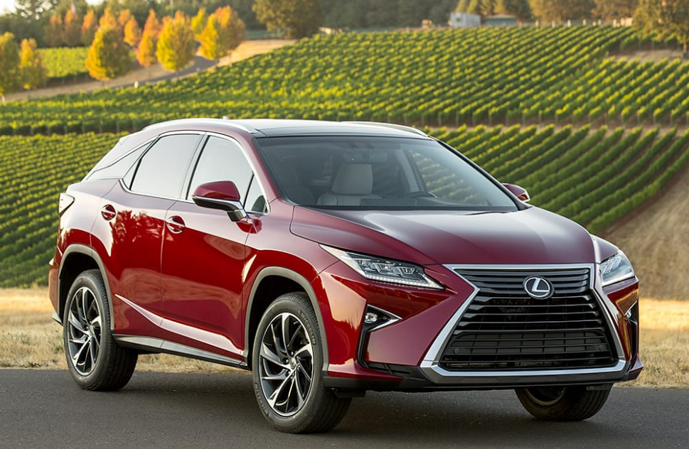 2018 Lexus RX 350 Review