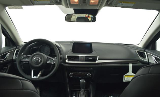 2018 Mazda 3 Hatchback Exterior